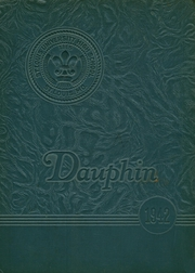 St Louis University High School - Dauphin Yearbook (St Louis, MO) online yearbook collection, 1942 Edition, Page 1