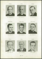 Page 14, 1942 Edition, St Louis University High School - Dauphin Yearbook (St Louis, MO) online yearbook collection