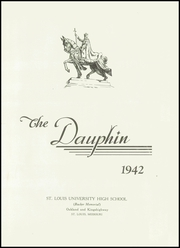 Page 5, 1942 Edition, St Louis University High School - Dauphin Yearbook (St Louis, MO) online yearbook collection