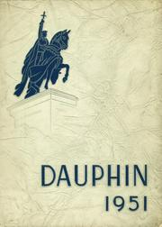 1951 Edition, St Louis University High School - Dauphin Yearbook (St Louis, MO)