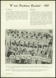 Page 116, 1952 Edition, St Louis University High School - Dauphin Yearbook (St Louis, MO) online yearbook collection