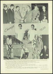 Page 123, 1952 Edition, St Louis University High School - Dauphin Yearbook (St Louis, MO) online yearbook collection