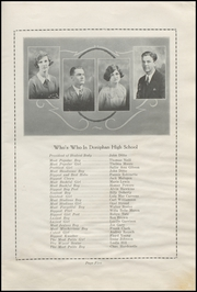 Page 9, 1928 Edition, Doniphan High School - Don Yearbook (Doniphan, MO) online yearbook collection