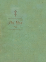 1935 Edition, Doniphan High School - Don Yearbook (Doniphan, MO)