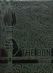 1950 Edition, Doniphan High School - Don Yearbook (Doniphan, MO)