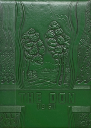 1951 Edition, Doniphan High School - Don Yearbook (Doniphan, MO)