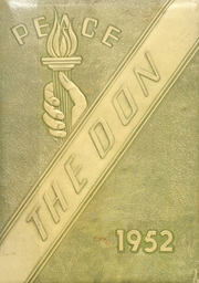 1952 Edition, Doniphan High School - Don Yearbook (Doniphan, MO)