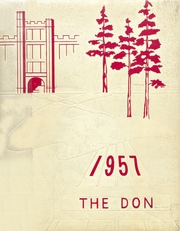 1957 Edition, Doniphan High School - Don Yearbook (Doniphan, MO)