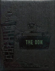 1958 Edition, Doniphan High School - Don Yearbook (Doniphan, MO)