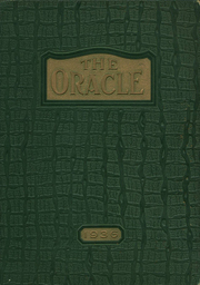 1936 Edition, Bayless High School - Oracle Yearbook (St Louis, MO)