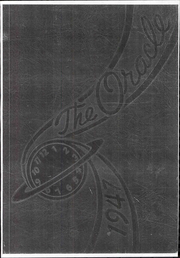 1947 Edition, Bayless High School - Oracle Yearbook (St Louis, MO)