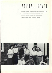 Page 13, 1947 Edition, Bayless High School - Oracle Yearbook (St Louis, MO) online yearbook collection