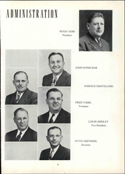 Page 15, 1947 Edition, Bayless High School - Oracle Yearbook (St Louis, MO) online yearbook collection