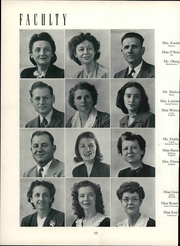 Page 16, 1947 Edition, Bayless High School - Oracle Yearbook (St Louis, MO) online yearbook collection