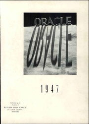 Page 7, 1947 Edition, Bayless High School - Oracle Yearbook (St Louis, MO) online yearbook collection