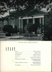 Page 8, 1947 Edition, Bayless High School - Oracle Yearbook (St Louis, MO) online yearbook collection