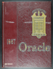 1967 Edition, Bayless High School - Oracle Yearbook (St Louis, MO)
