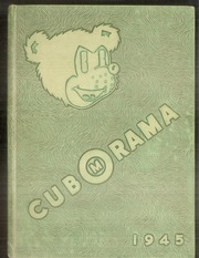1945 Edition, Monett High School - Cuborama Yearbook (Monett, MO)