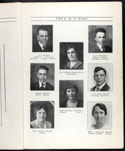 Page 13, 1920 Edition, Richmond High School - Echo Yearbook (Richmond, MO) online yearbook collection