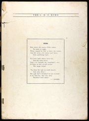 Page 5, 1920 Edition, Richmond High School - Echo Yearbook (Richmond, MO) online yearbook collection