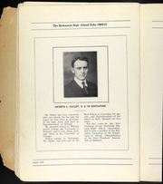 Page 12, 1921 Edition, Richmond High School - Echo Yearbook (Richmond, MO) online yearbook collection