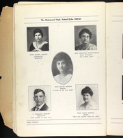 Page 14, 1921 Edition, Richmond High School - Echo Yearbook (Richmond, MO) online yearbook collection