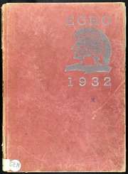 1932 Edition, Richmond High School - Echo Yearbook (Richmond, MO)
