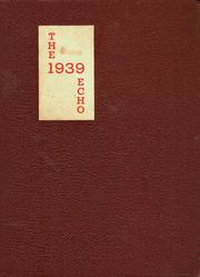 1939 Edition, Richmond High School - Echo Yearbook (Richmond, MO)