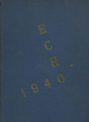 1940 Edition, Richmond High School - Echo Yearbook (Richmond, MO)