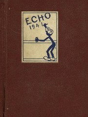 1941 Edition, Richmond High School - Echo Yearbook (Richmond, MO)
