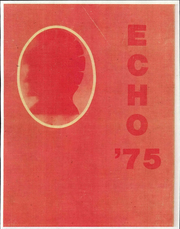 1975 Edition, Richmond High School - Echo Yearbook (Richmond, MO)