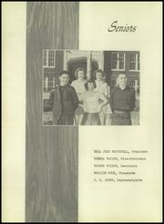 Page 12, 1951 Edition, Aurora High School - Kennel Yearbook (Aurora, MO) online yearbook collection