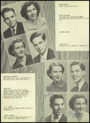 Page 16, 1951 Edition, Aurora High School - Kennel Yearbook (Aurora, MO) online yearbook collection