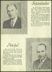 Page 8, 1951 Edition, Aurora High School - Kennel Yearbook (Aurora, MO) online yearbook collection