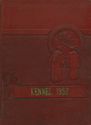 1952 Edition, Aurora High School - Kennel Yearbook (Aurora, MO)