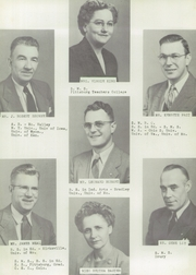 Page 15, 1952 Edition, Aurora High School - Kennel Yearbook (Aurora, MO) online yearbook collection