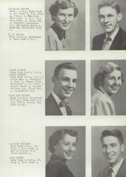 Page 17, 1952 Edition, Aurora High School - Kennel Yearbook (Aurora, MO) online yearbook collection