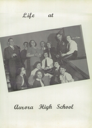 Page 7, 1952 Edition, Aurora High School - Kennel Yearbook (Aurora, MO) online yearbook collection