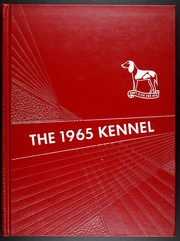 1965 Edition, Aurora High School - Kennel Yearbook (Aurora, MO)