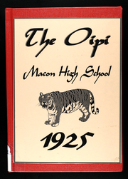 Page 1, 1925 Edition, Macon High School - Oipi Yearbook (Macon, MO) online yearbook collection