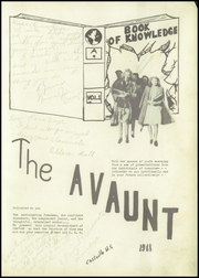 Page 5, 1948 Edition, Cassville High School - Avaunt Yearbook (Cassville, MO) online yearbook collection