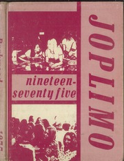 1975 Edition, Parkwood High School - Joplimo Yearbook (Joplin, MO)