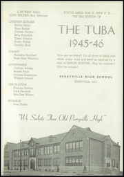 Page 5, 1946 Edition, Perryville Senior High School - Tuba Yearbook (Perryville, MO) online yearbook collection