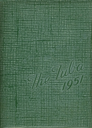 1951 Edition, Perryville Senior High School - Tuba Yearbook (Perryville, MO)