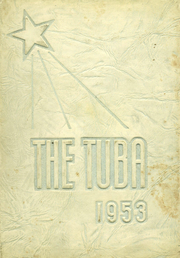 1953 Edition, Perryville Senior High School - Tuba Yearbook (Perryville, MO)