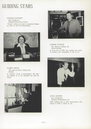 Page 15, 1953 Edition, Perryville Senior High School - Tuba Yearbook (Perryville, MO) online yearbook collection