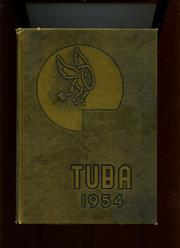 1954 Edition, Perryville Senior High School - Tuba Yearbook (Perryville, MO)