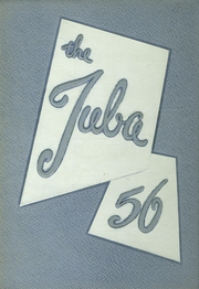 1956 Edition, Perryville Senior High School - Tuba Yearbook (Perryville, MO)