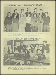 Page 11, 1950 Edition, Mountain Grove High School - Ozarkian Yearbook (Mountain Grove, MO) online yearbook collection