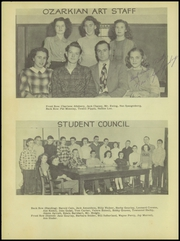 Page 12, 1950 Edition, Mountain Grove High School - Ozarkian Yearbook (Mountain Grove, MO) online yearbook collection